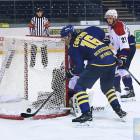 В первом матче пензенский «Дизелист» вырвал победу у ХК «Липецк»