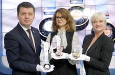 Медали XXIX Универсиады-2019 сделаны из авиакосмического алюминия с кристаллами Сваровски
