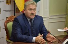 Экс-мэр Пензы Юрий Кривов переходит на работу в Росатом