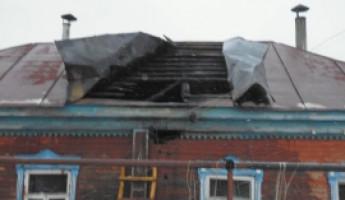 Серьезный пожар в Кузнецке: с огнем боролись 15 человек