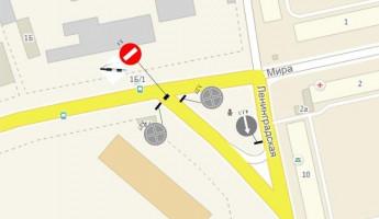 27 января в Пензе перекроют движение от улицы Мира до Ленинградской