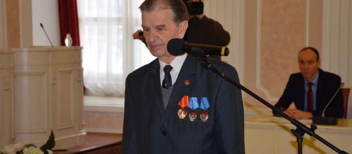 Герой соцтруда и экс-депутат пополнили ряды Почетных граждан области