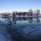 В Пензенской области провалился под лед и погиб 9-летний мальчик