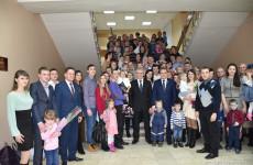В Пензенской области 30 семей получили жилищные сертификаты