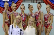 Пензенские гимнастки вернулись из Мордовии с серебряными медалями