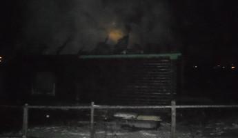 Житель Пензенской области пострадал при серьезном пожаре