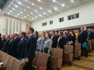 Стало известно, кто возглавил пензенское отделение «Единой России»