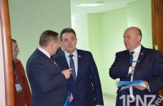 Конференция ЕР: отставка Валерия Лидина и новые партийные лидеры (ФОТО)
