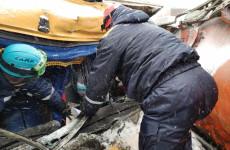 Под Пензой труп водителя самосвала пришлось вырезать специнструментом