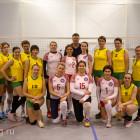 Пензенские волейболистки одолели соперниц из Совета Федерации