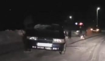Недалеко от Пензы пьяный водитель сбил девочку
