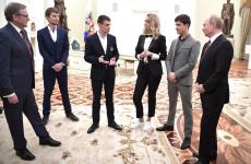 Николай Кузяков поделился своими планами с Владимиром Путиным
