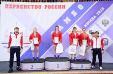 Пензенская самбистка стала бронзовым призером Первенства России
