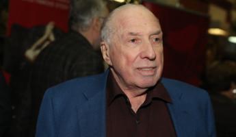 Ушел из жизни народный артист Сергей Юрский