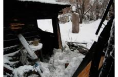 Страшный пожар в Пензе унес жизнь одного человека