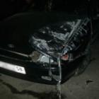 В Пензенской области при столкновении двух легковушек пострадал человек