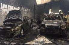 Русеев подал в суд на владельца сгоревшего «Клаксона»