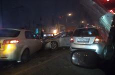 Массовое ДТП в Терновке: участниками аварии стали четыре машины