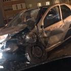 Страшная авария в Пензе: «Audi» и авто «Яндекс.Такси» превратились в груды металла
