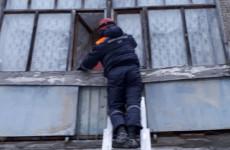 Пензенские спасатели пришли на помощь пожилой женщине