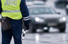 В Мокшане инспектор ДПС получил удар в голову от пьяного водителя