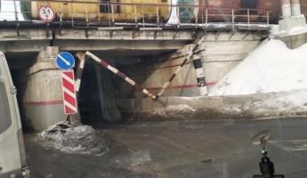 Затор на Маяке: «мост глупости» почти поймал еще одну жертву