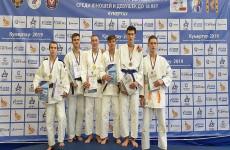 Пензенские дзюдоисты вернулись из Башкортостана с золотой медалью