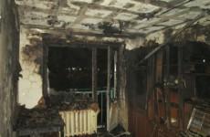 Обнародованы страшные фото с места смертоносного пожара в Никольске
