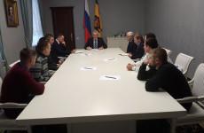 Белозерцев обсудил с комитетом кредиторов «Пензастроя» проблемы дольщиков