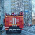 Серьезный пожар в пензенской многоэтажке: из здания эвакуированы люди