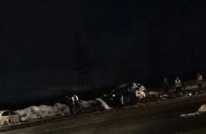 Появились жуткие фото с места смертельного ДТП под Пензой