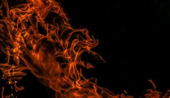 В Пензенской области в сгоревшем заброшенном доме нашли труп