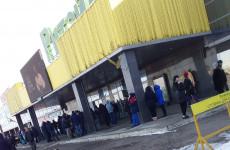 В Пензе из ТЦ «Ритэйл-парк» эвакуированы люди
