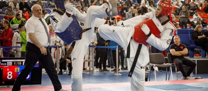 Пензенские спортсмены примут участие во Всероссийских соревнованиях по тхэквондо
