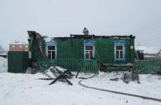 Названа возможная причина смертоносного пожара в Сердобском районе