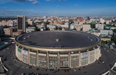 В Москве сносят спорткомплекс «Олимпийский»