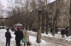 В Пензе под угрозой обрушения пятиэтажка на Краснова, жильцов срочно эвакуировали