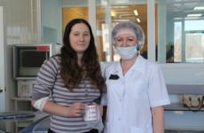 В канун 8 Марта пензенские доноры сдали более 50 литров крови
