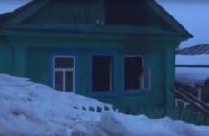 Пензенский Следком обнародовал видео с места пожара, где погибли мать и сын