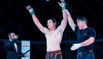 Михаил Шейн готовится к бою с чемпионом мира по джиу-джитсу
