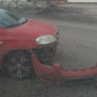 Жесткое ДТП в самом центре Пензы: легковушка столкнулась с микроавтобусом