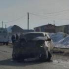 На трассе под Пензой произошло тройное ДТП, есть пострадавшие
