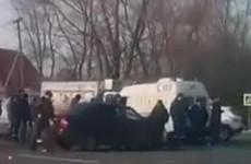 В Сети появилось видео с места тройного ДТП под Пензой