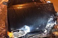 В Пензе произошло серьезное ДТП на Сурском мосту