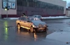 В Кузнецке в ДТП с участием священника пострадали дети
