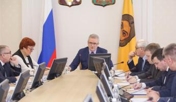 Белозерцев предложил объединить в единый промышленный кластер предприятия ОПК