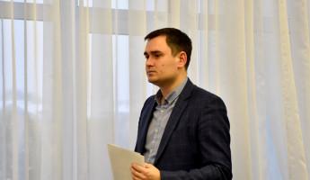 Александр Утин, возглавивший пензенское Управление ЖКХ, приступил к своим обязанностям