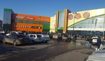 В Пензе из ТЦ «Коллаж» эвакуированы люди