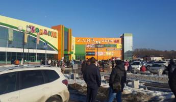 Пензенские полицейские прокомментировали эвакуацию людей из ТРК «Коллаж»