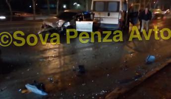 Появилась информация о пострадавших в аварии возле ДС «Буртасы»